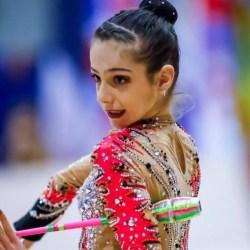 Sonia Ichim – în topul FR de Gimnastică Ritmică pe 2016