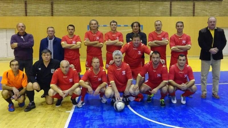 Old Boys UTA, pe doi la turneul internațional din weekend
