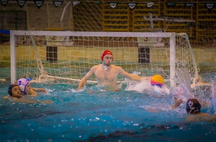 Înfrângeri cu Rapidul pentru AMEFA la final de sezon regulat în Superliga Națională de Polo