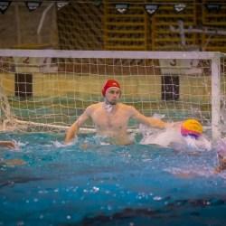 Meciuri cu câte 14 goluri în poarta Crișului pentru poloiștii AMEFA-ei