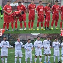 """""""Alb-roșii"""" de Liga a 3-a au rămas încă odată datori: UTA III - Victoria Zăbrani 2-2"""