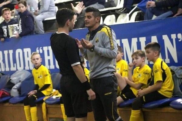 """Atletico e în cărți pentru calificarea în finală la """"Gheorghe Ola"""""""
