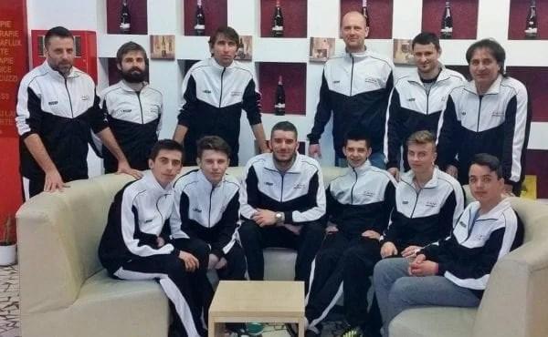 Dorobanțiul și-a luat biletele pentru finala campionatului județean chiar în fața gazdelor de la Glogovăț