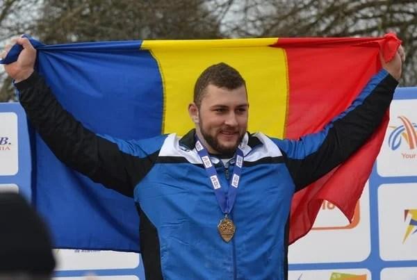 Gag a pierdut trofeul cucerit anul trecut la Cupei Europei de la Arad! Aruncare de locul 7 pentru atletul CSM-ului