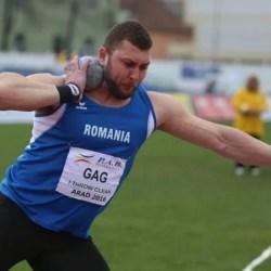 Gag revine la Arad pentru Grand Prix-ul de aruncări, Rusu și Both atacă și ei podiumul