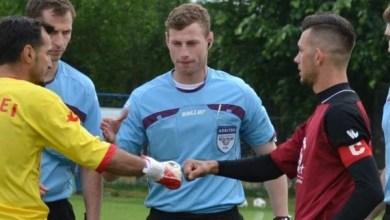 Photo of Meciurile și arbitrii etapei a 19-a în Liga a IV-a: Gornic fluieră derby-ul de podium Lipova – Curtici