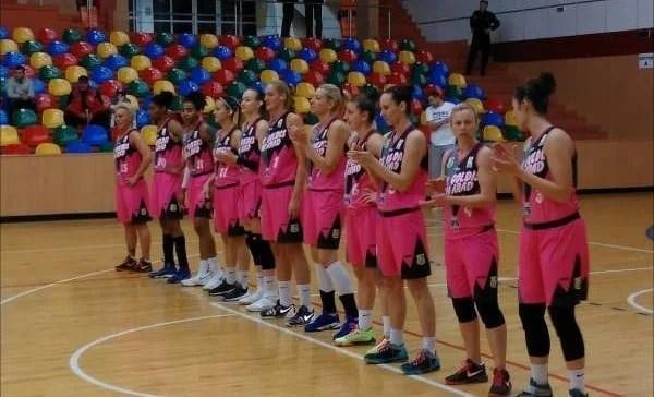Baschetbalistele arădene merg la Târgu Mureș pentru a-și consolida un loc 7 ce le poate duce departe în acest sezon