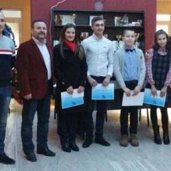 """Jodoka Sântanei medaliați la """"naționale"""", premiați de autorități"""