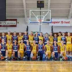 Arădeanca Glisici, 25 de puncte la Balcaniada de baschet de la București