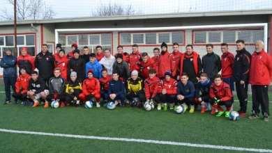 Photo of Spectacol în amical: UTA II – Unirea Sântana 3-3
