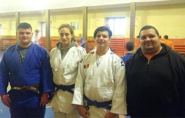Trei judoka arădeni merg după puncte în Italia în vederea competițiilor majore ale anului