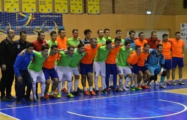 Demni în fața campioanei și dacă..: Șoimii Șimand – AS City'us Târgu Mureș  5-12