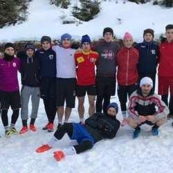 """Socodorul a bătucit zăpada de la Arieșeni pentru un retur mai bun: """"Sunt sigur că eliminăm problemele de ordin fizic"""""""