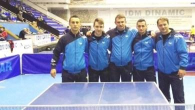 """Photo of Băieții CSM-ului au ratat promovarea în Superliga Națională de tenis de masă: """"Psihic, prea mult"""""""