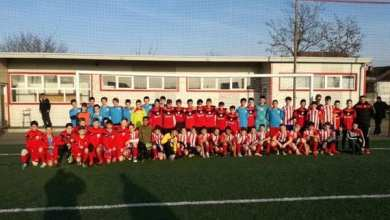 Photo of Trei echipe arădene au participat la selecția pentru formarea reprezentativei județene Under 14. Oprescu e referent zonal din partea FRF