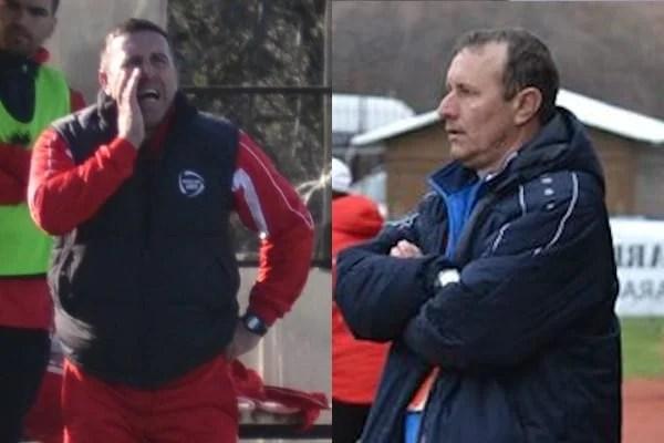 """Aslău: """"Rezultatul nu ne cade bine"""" vs. Popescu: """"Copiii noștri prind încredere și leagă jocul"""""""