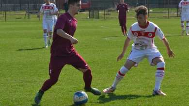 Photo of Turul semifinalei Cupei României Under 19 a fost decis de la punctul cu var: UTA – CFR Cluj  1-0