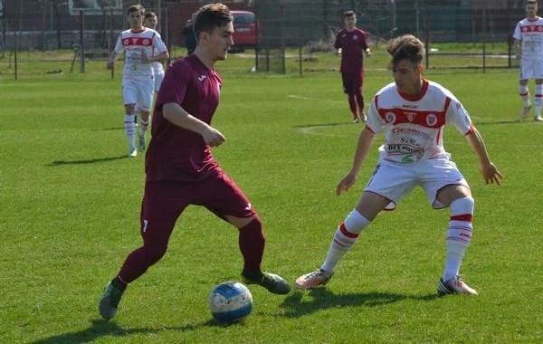 Turul semifinalei Cupei României Under 19 a fost decis de la punctul cu var: UTA – CFR Cluj  1-0