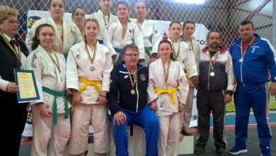 """Photo of Jodoka arădeni au avut afinitate pentru """"argint"""" la naționalele juniorilor III"""