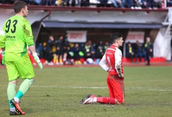 Metodă inedită pentru alegerea executantului de penalty-uri la UTA: Decide Roșu pe loc, în timpul meciului