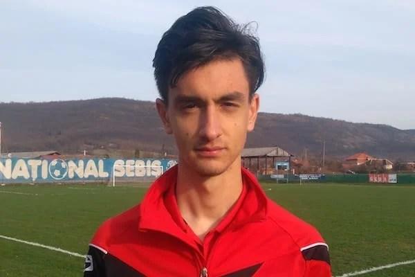 """Stahl, la primul gol oficial al anului: """"Îmi doresc să fiu cu UTA în Liga 1 chiar din acest an"""""""