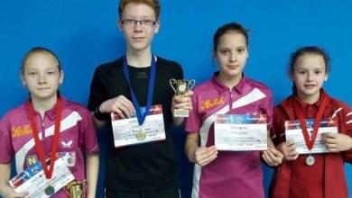 Photo of Medalii de toate felurile pentru CSM la două concursuri de tenis de masă din Oradea și Bistrița