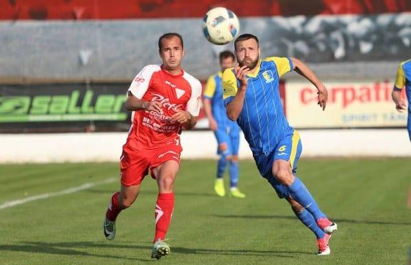 Livetext: UTA – Olimpia Satu Mare: 2-0, final