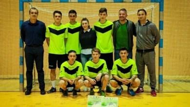 Photo of Echipa Colegiului Tehnic de Construcții și Protecția Mediului își păstrează trofeul Ludovic Bonyhadi!