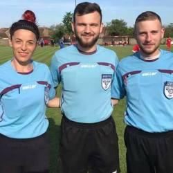 Meciurile și arbitrii etapei a 27-a în Liga a IV-a Arad: Derby-ul Lipova - Pecica, pe mâna lui Nicoraș!