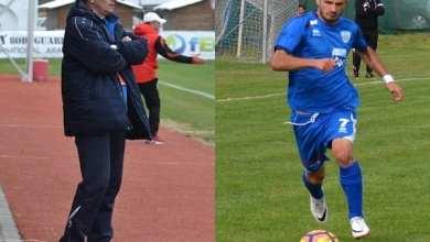 """Photo of C. Popescu: """"Profesorul Stoican a dat indicații pentru meciul cu Sebișul"""" v.s. Săulescu: """"Egalul poate fi prețios dacă luăm punctele cu Ighiul"""""""