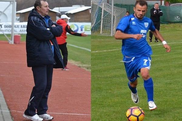 """C. Popescu: """"Profesorul Stoican a dat indicații pentru meciul cu Sebișul"""" v.s. Săulescu: """"Egalul poate fi prețios dacă luăm punctele cu Ighiul"""""""