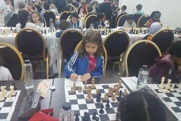 Aradul are campioană mondială la șah școlar!