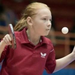 Diferența de vârstă, decisivă pentru locurile arădenilor la naționalele de juniori II de tenis de masă