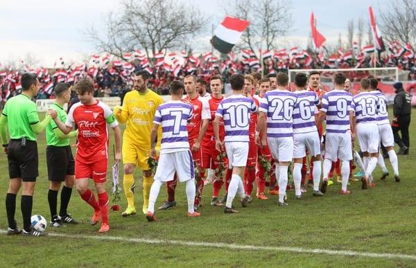 Chindia - UTA, în prima etapă a Ligii a II-a! Derby-ul cu ASU se joacă în runda a 12-a, la Timișoara