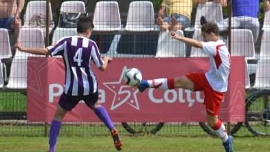 Photo of Derby adjudecat la ultima fază la Under 17 și primul loc în campionat: UTA – ACS Poli   2-1