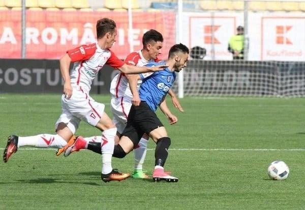 Livetext, Finala Cupei României Under 19: UTA – Viitorul Constanța 4-6, după penalty-uri