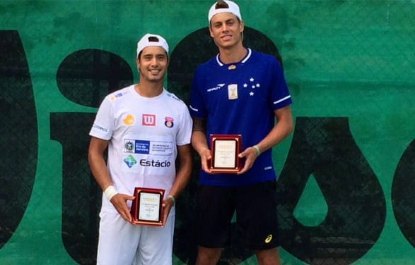 Titlul la dublu la Activ Trophy le-a revenit brazilienilor Bernardi – Sakamoto