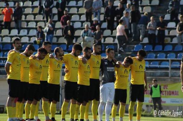 Liga a II-a, etapa a 38-a (ultima): Brașovul a pierdut ultimul meci din istorie