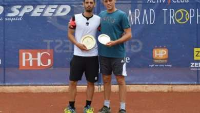 Photo of Frunză l-a detronat pe Luncanu la Activ Club Arad Trophy