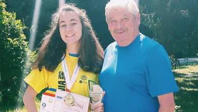 Photo of Record personal pentru trăgătoarea Daria Haristiade în Cehia