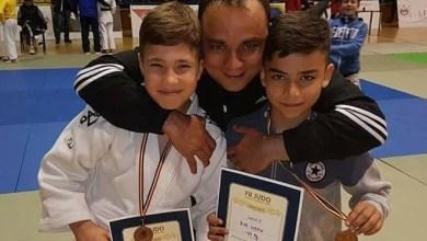 """Photo of Rus și Găman, vicecampioni naționali la """"naționalele"""" de judo rezervate copiilor"""