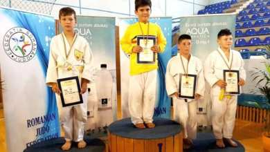 Photo of Judoka CSM, CSȘ și Unirea Sântana au adunat medalii la naționalele Under 10 și 11