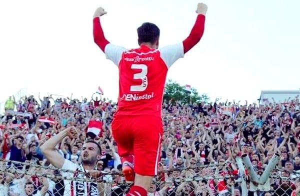 """E ziua adevărului pentru fotbalul arădean: """"O finală în care vom da totul!"""""""