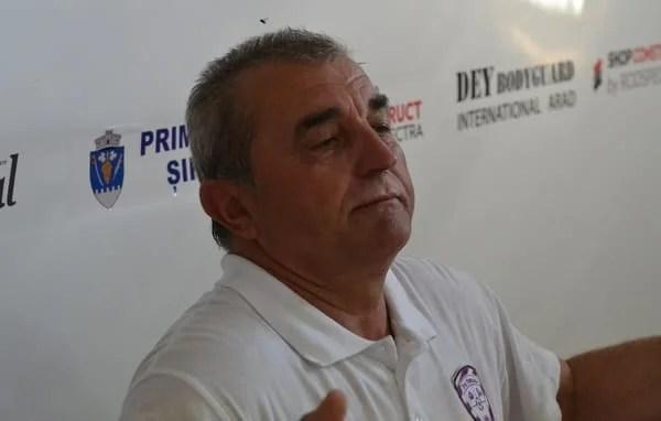 """Ionuț Popa și-a ras mustața și...năravul?: """"Felicit toți arădenii care au fost aproape de această echipă și, fără ironie, vă jur că țin cu UTA"""""""