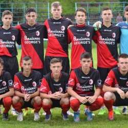 """Stanciu oferă minge de meci """"roș-negrilor"""" în interjudețeana juniorilor A1: CS Zlatna - Unirea Sântana  0-1"""