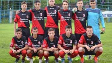 """Photo of Stanciu oferă minge de meci """"roș-negrilor"""" în interjudețeana juniorilor A1: CS Zlatna – Unirea Sântana  0-1"""
