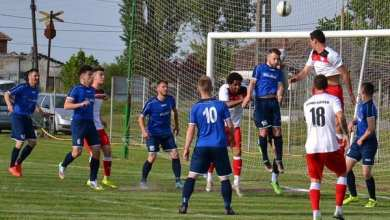 Photo of Surpriza de pe locul 10: CS Socodor – Voința Mailat  3-1