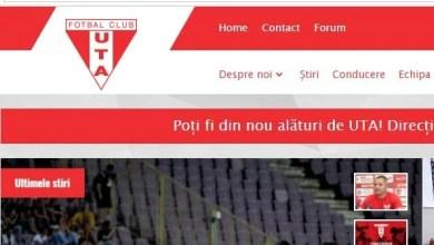 Photo of UTA – ACS Poli, în direct pe uta-arad.ro  și contul de Facebook al clubului. Mai sunt 40 de bilete de vânzare!