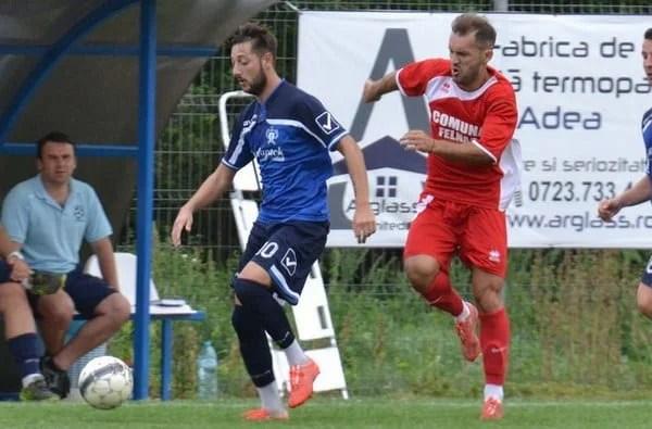 Crișul și Șimandul au început seria amicalelor în fotbalul județean, ex.-ul Covaci - printre marcatori pentru trupa lui Muzsnay