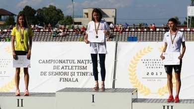 """Photo of Mădălina Florea – dublă medaliată cu argint la """"naționalele"""" de atletism, Rusu a luat """"bronzul"""" la tineret"""